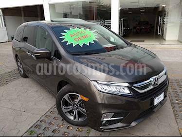 Foto venta Auto usado Honda Odyssey Touring (2018) color Cafe precio $785,000