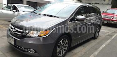 Foto venta Auto usado Honda Odyssey Touring (2014) color Gris precio $378,000