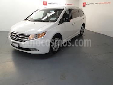 Foto venta Auto usado Honda Odyssey Touring (2011) color Blanco precio $229,900