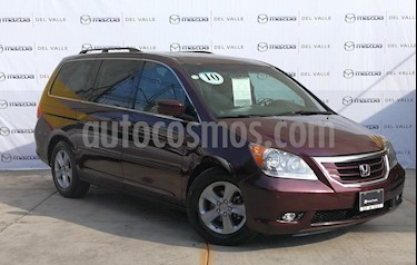Foto venta Auto usado Honda Odyssey Touring (2010) color Cereza Oscuro precio $205,000
