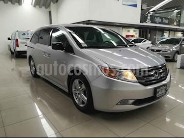 Foto venta Auto usado Honda Odyssey Touring (2012) color Plata precio $259,000