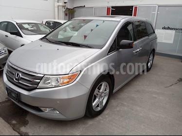 Foto venta Auto Seminuevo Honda Odyssey Touring (2013) color Plata precio $289,000