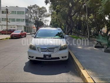 Foto venta Auto usado Honda Odyssey Touring (2010) color Blanco precio $160,000