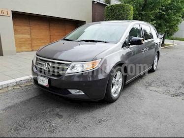 Foto venta Auto usado Honda Odyssey Touring (2012) color Gris precio $215,000