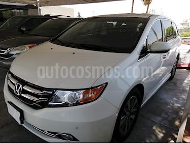 Foto venta Auto usado Honda Odyssey Touring (2014) color Blanco Diamante precio $345,000