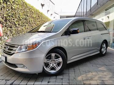 Foto venta Auto usado Honda Odyssey Touring (2012) color Gris precio $259,000