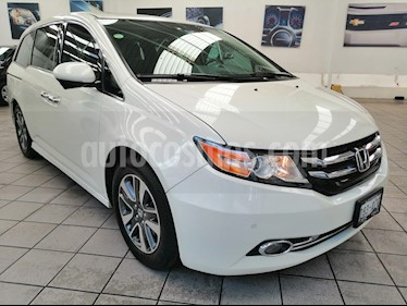 Foto venta Auto usado Honda Odyssey Touring (2015) color Blanco Diamante precio $394,000