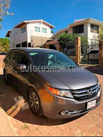 Foto venta Auto usado Honda Odyssey Touring (2015) color Acero precio $420,000