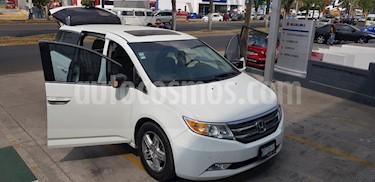 Foto venta Auto usado Honda Odyssey Touring (2011) color Blanco