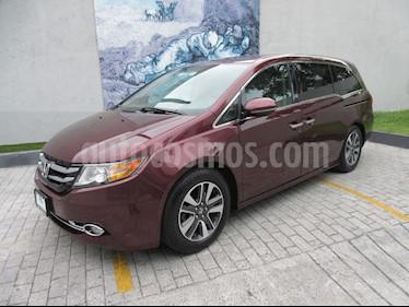 Foto venta Auto usado Honda Odyssey Touring (2016) color Rojo precio $430,000