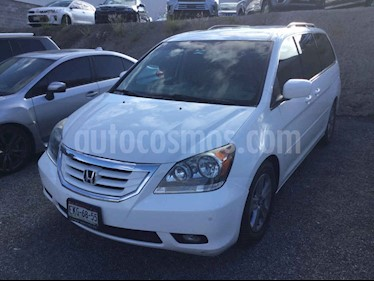 Foto venta Auto usado Honda Odyssey Touring (2010) color Blanco precio $183,000