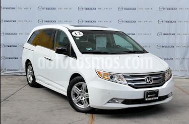 Foto venta Auto usado Honda Odyssey Touring (2012) color Blanco Marfil precio $290,000