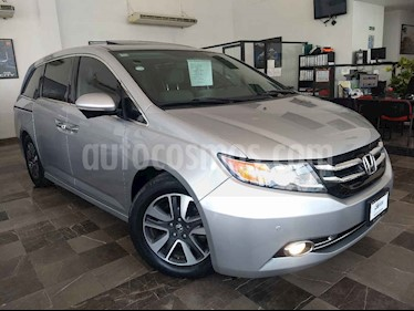 Foto venta Auto usado Honda Odyssey Touring (2014) color Plata precio $271,000