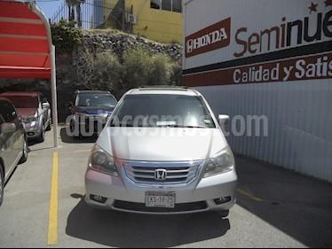 Foto venta Auto usado Honda Odyssey Touring (2010) color Plata precio $185,000