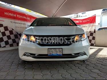 foto Honda Odyssey Touring usado (2016) color Blanco Diamante precio $420,000
