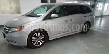 Foto venta Auto usado Honda Odyssey Touring (2014) color Plata precio $280,000