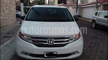 Foto Honda Odyssey Touring usado (2012) color Blanco precio $290,000