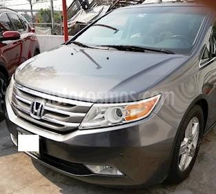 Foto venta Auto usado Honda Odyssey Touring (2011) color Antracita precio $235,000