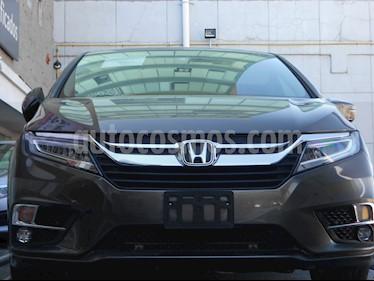 Foto venta Auto usado Honda Odyssey Touring (2018) color Cafe precio $800,000