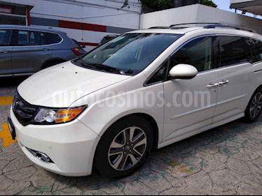 Honda Odyssey Touring usado (2016) color Blanco precio $476,000