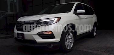 Honda Pilot 5p EX V6/3.5 Aut usado (2016) color Blanco precio $369,000