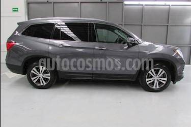 Foto venta Auto usado Honda Pilot 5p Touring SE V6/3.5 Aut (2016) color Gris precio $450,000