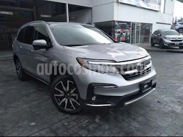 Foto Honda Pilot 5p Touring V6/3.5 Aut usado (2019) color Plata precio $788,405