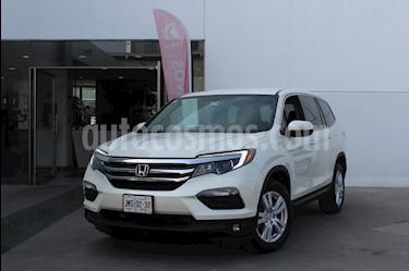 Foto venta Auto usado Honda Pilot EX (2016) color Blanco precio $459,000