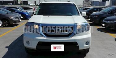 Foto venta Auto Seminuevo Honda Pilot EX (2011) color Blanco precio $209,000