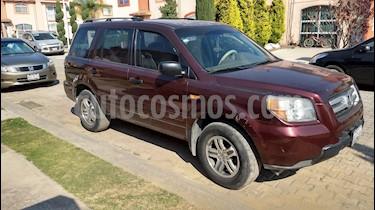 Foto venta Auto usado Honda Pilot EXL (2007) color Marron precio $115,000