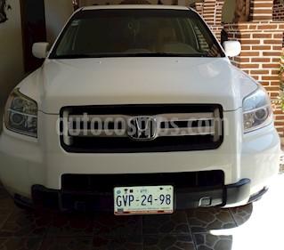 Foto venta Auto usado Honda Pilot EXL (2007) color Blanco precio $135,000