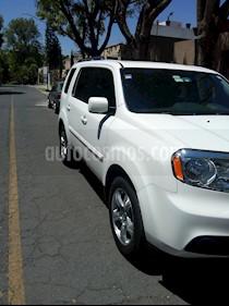 Honda Pilot EXL usado (2014) color Blanco precio $255,000