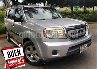 Foto venta Auto Seminuevo Honda Pilot LX (2011) color Plata precio $198,000