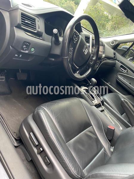 Honda Pilot Touring SE usado (2016) color Gris precio $360,000