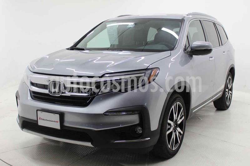 Honda Pilot Touring usado (2020) color Plata precio $810,000