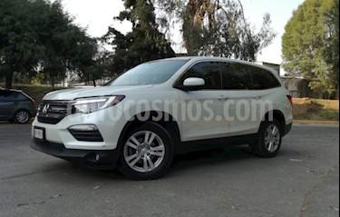 Honda Pilot 5P EX TA A/AC. AUT. MP3 usado (2016) color Blanco precio $389,000