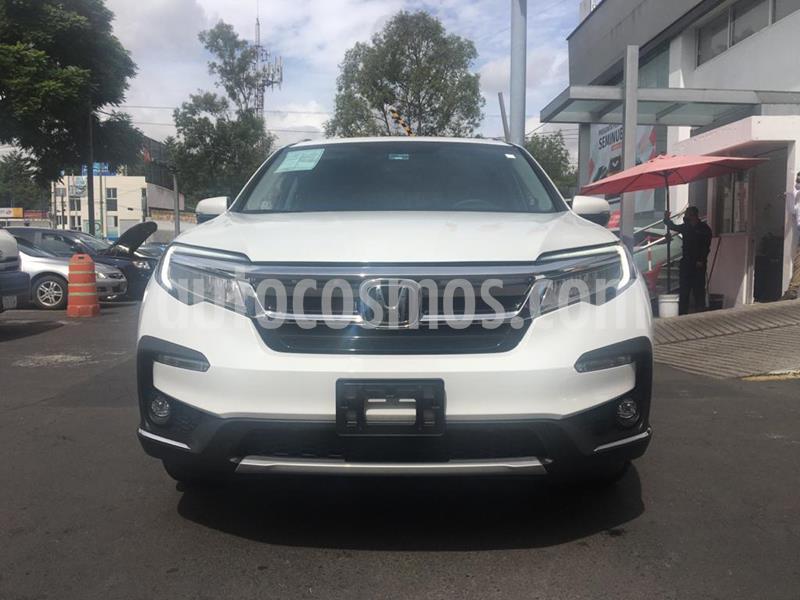 Honda Pilot Touring usado (2020) color Blanco Diamante precio $800,000