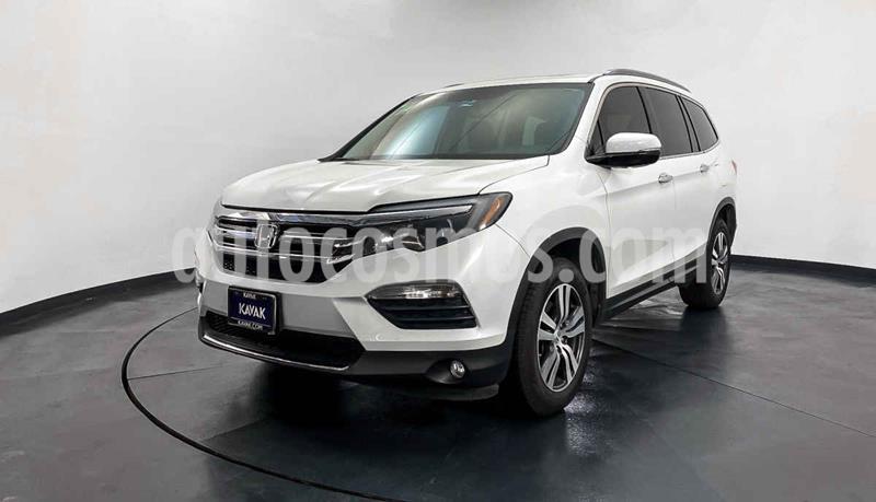 Honda Pilot Touring usado (2016) color Blanco precio $412,999