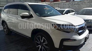 Honda Pilot 5P TOURING V6/3.5 AUT usado (2019) color Blanco precio $790,000