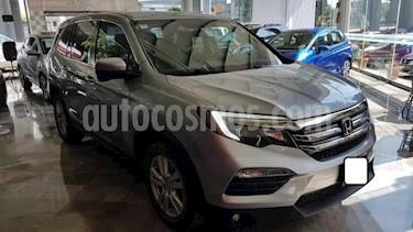 Honda Pilot EX usado (2016) color Plata precio $399,000