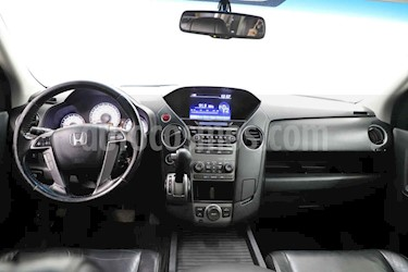 foto Honda Pilot 5p Touring aut 4x4 a/a ee piel usado (2012) color Blanco precio $239,000