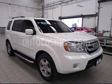 Honda Pilot EXL usado (2011) color Blanco precio $220,000