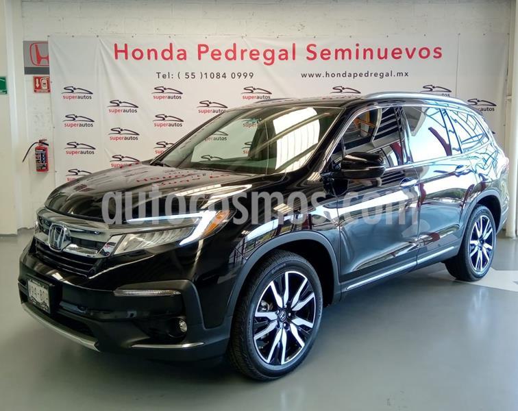 Honda Pilot Touring usado (2019) color Negro precio $680,000