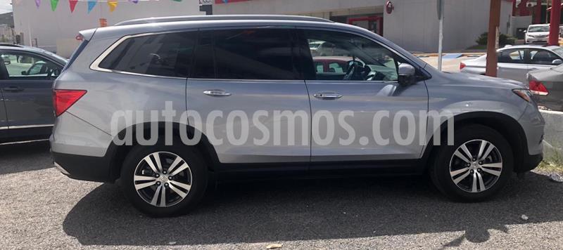 Honda Pilot Touring SE usado (2016) color Plata precio $400,000
