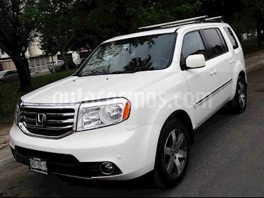 Honda Pilot Touring usado (2013) color Blanco precio $239,000