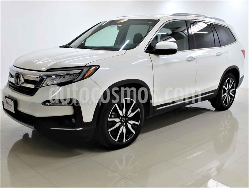 Honda Pilot Touring SE usado (2019) color Blanco precio $720,000