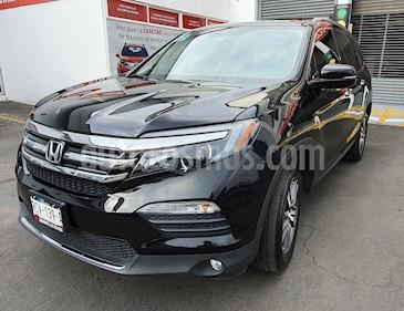 Honda Pilot Touring usado (2018) color Negro Cristal precio $570,000
