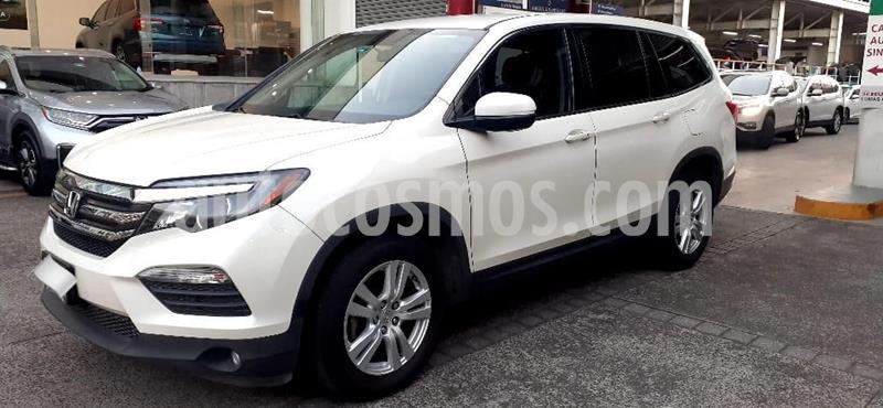 Honda Pilot EX usado (2016) color Blanco precio $347,000