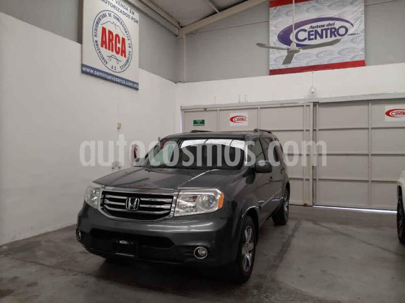 Honda Pilot Touring usado (2013) color Gris precio $220,000