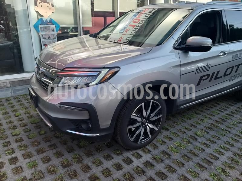 Honda Pilot Touring usado (2020) color Plata precio $793,000